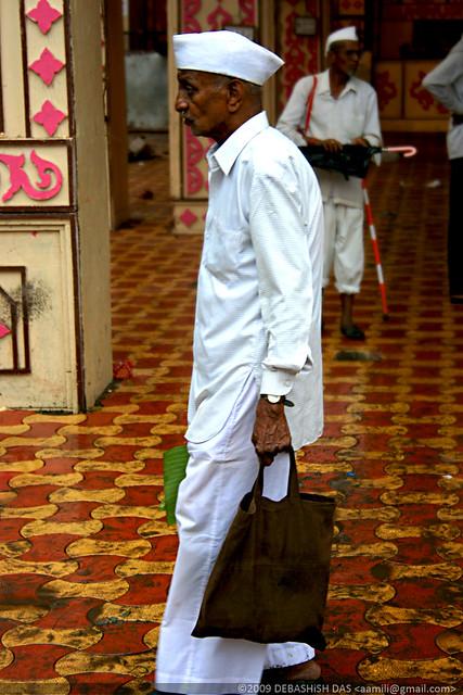 Traditional Dress Maharastra Returning From Market View Flickr
