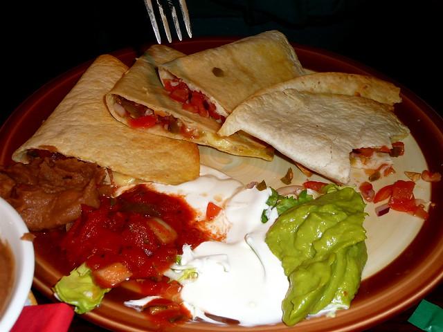 Milton Keynes Mexican Food