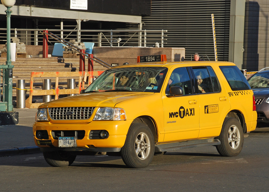 NYC Taxi: Ford | Ford Explorer. | So Cal Metro | Flickr