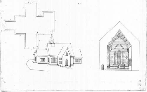 Governor 39 s island ny chapel of st cornelius the centurion for Small chapel floor plans