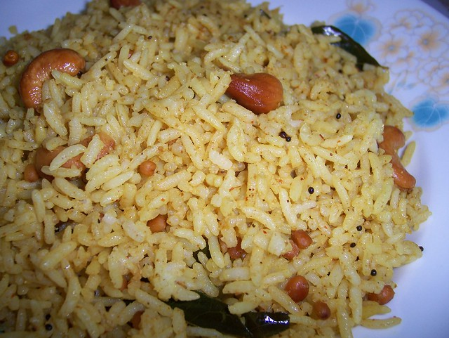 Tamarind Rice Recipe | Flickr - Photo Sharing!