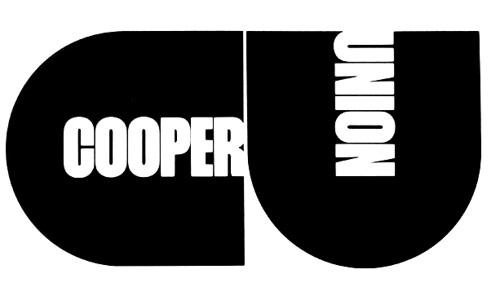 cooper union logo cooper union logo by herb lubalin