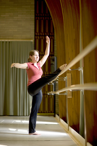 Setting the Barre | by NazarethCollege