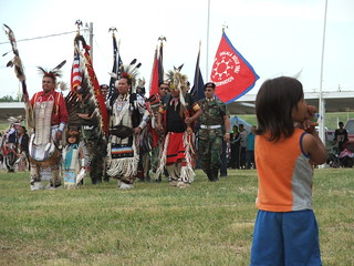 Color Guard Veteran's Pow Wow | by Hamner_Fotos