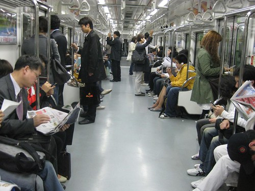 Seoul Subway | by nickgraywfu