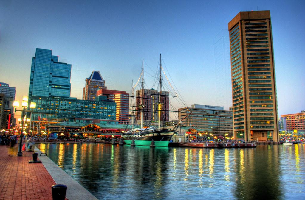 Baltimore Harbor Restaurant Week