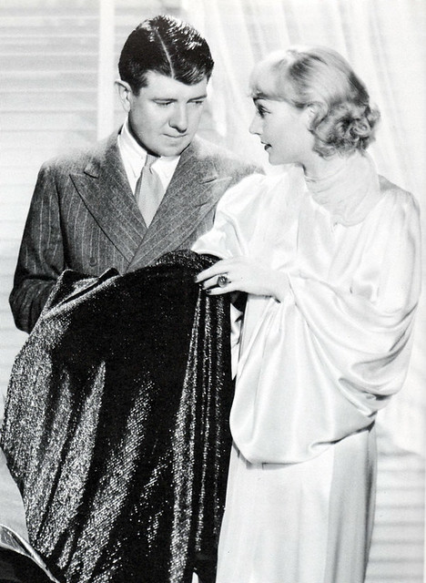 carole fabrics jobs carole lombard and travis banton talk dresses 1934 flickr 10153