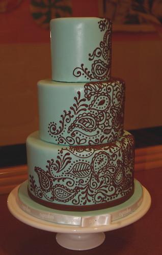 Mehndi Cake Qc : Henna tattoo cake flickr photo sharing