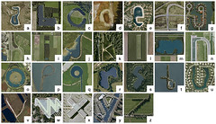 Google Earth alphabet - The Netherlands - lower case | by Thomas de Bruin