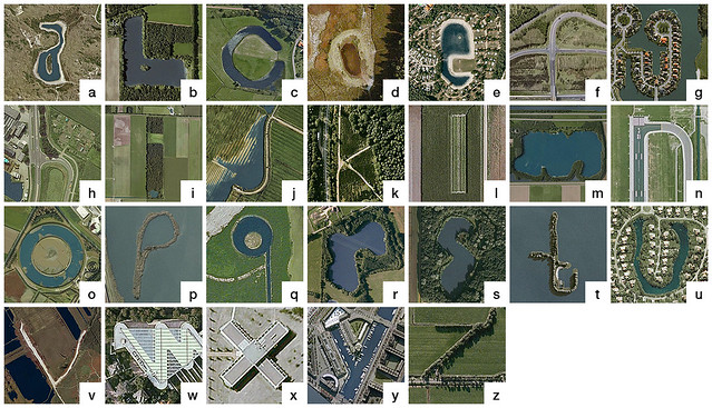 Google Earth Alphabet The Netherlands Lower Case Flickr