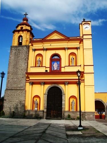 Parroquia De Santa Anatolucamexicomexico 1572