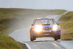 Peter Lloyd / Graham Handley - Subaru Impreza WRC S12 | by Rally_Captures