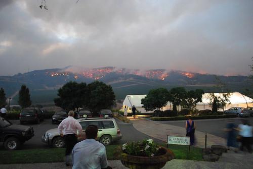 DeBortoli wedding + Kinglake bushfire - Flickr - Photo Sharing!