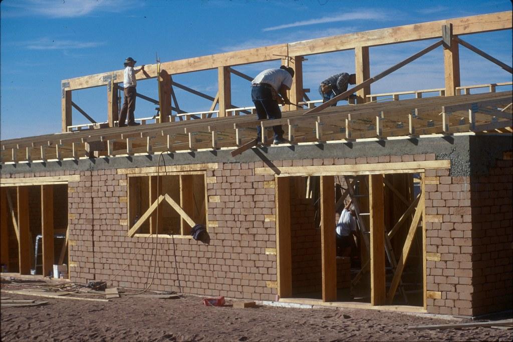 adobe home construction