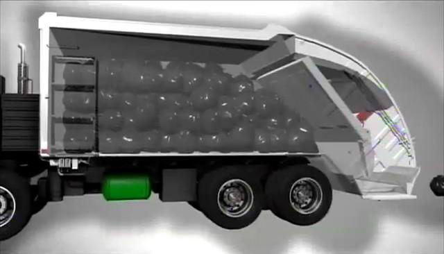 Garbage Truck Diagram Louielahana Flickr