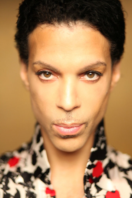Prince Rogers Nelson Phtographed By Afshin Shahidi