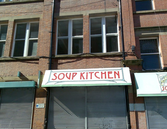 Soup Kitchen Voluntter Webster Ave