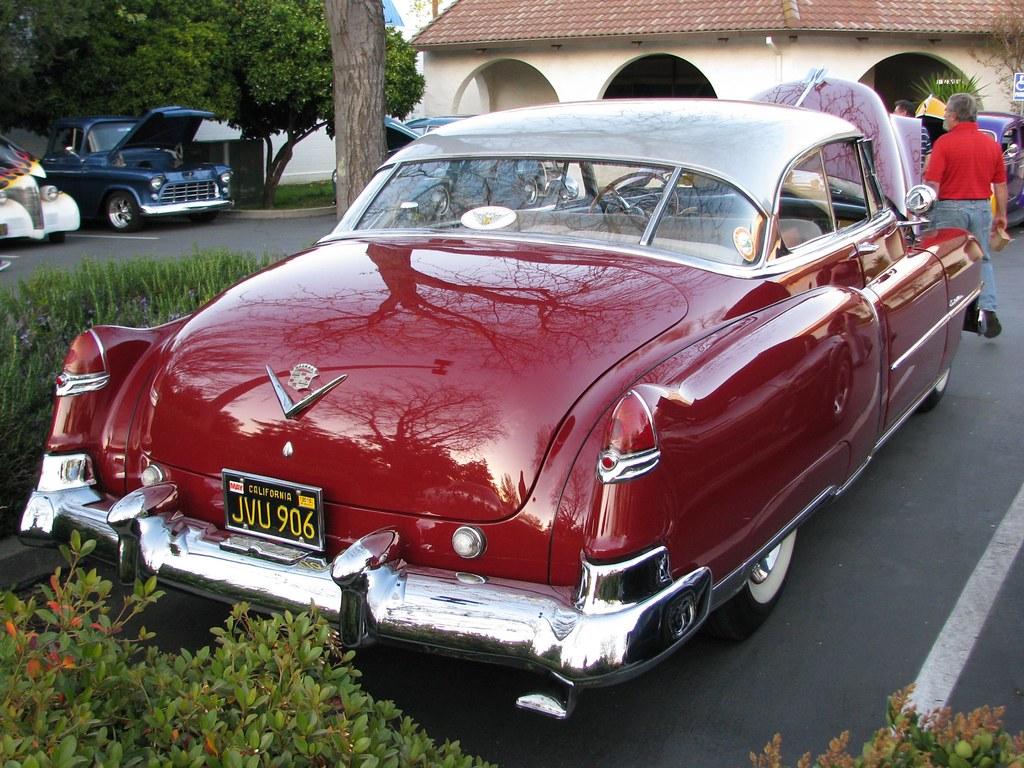 1950 Cadillac Series 62 Coupe Deville 'JVU 906' 2   Jack ...