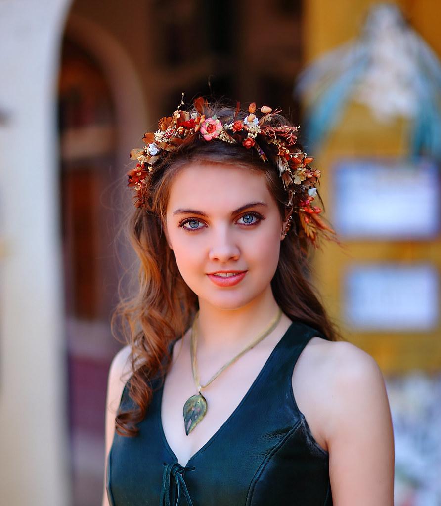 Most Beautiful Renaissance Festival Girl Az Ren Fest  Flickr-1875