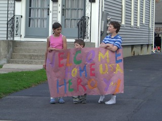 Welcome Home Zahid Reza | by WNPR - Connecticut Public Radio
