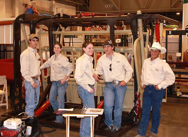 Priddy FFA Ag Mechanics Team | These Priddy, Texas FFA ...