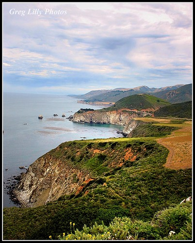 Central Calif Coast | by Greg Lilly Photos