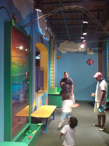 The Crayola Factory is really a crayon-themed art activity center/playground | by daddytypes