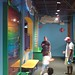 The Crayola Factory is really a crayon-themed art activity center/playground