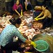 Cleaning Fish - - Chanh Hung Night Fish Market. Ho Chi Min City/Saigon