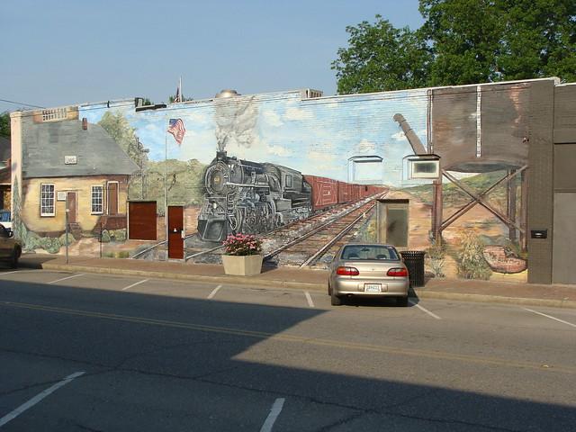 Wall mural leeds al flickr photo sharing for Alabama wall mural
