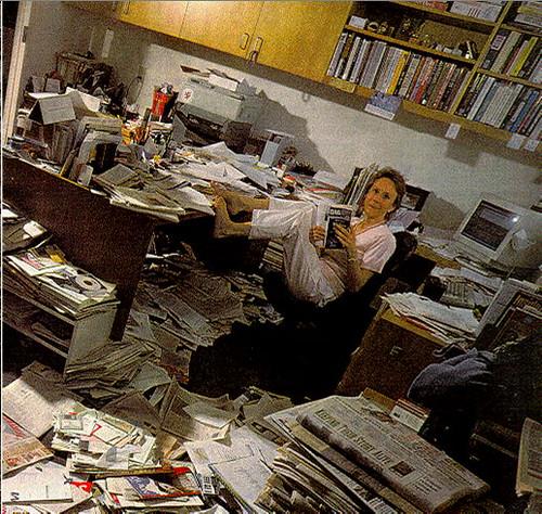 Dirty Office 3 Lisa B Flickr