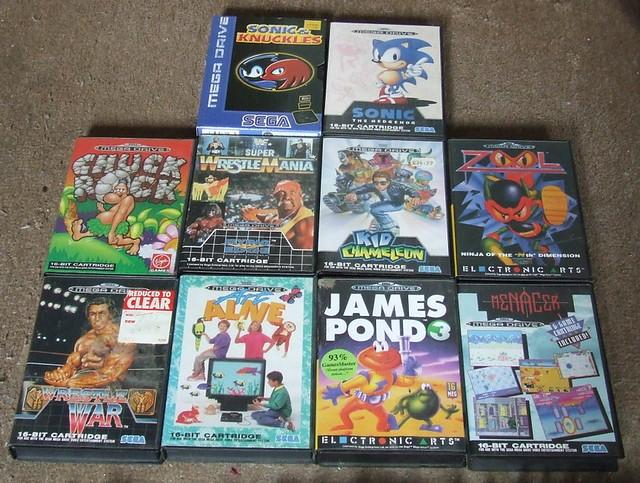 Various - Sega Megadrive Super Medley