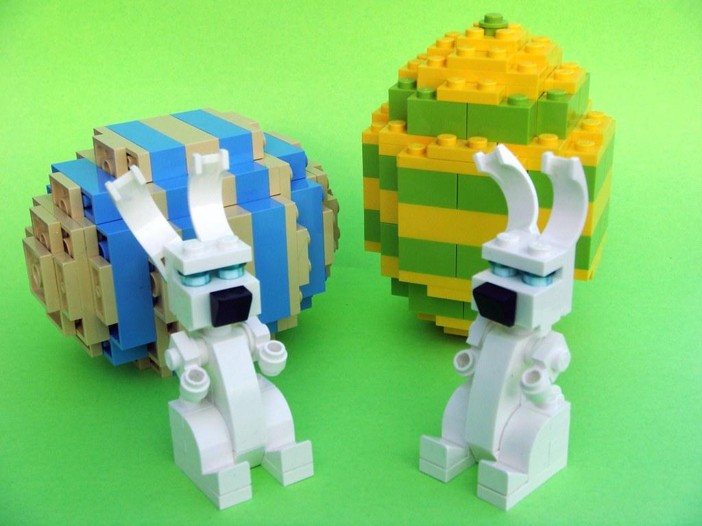 Monthky Lego Build February