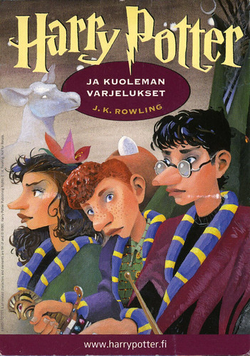 Harry Potter Book Cover Country : Private swap finland mika launis illustration for