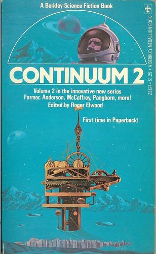 Continuum2 - Roger Elwood, editor