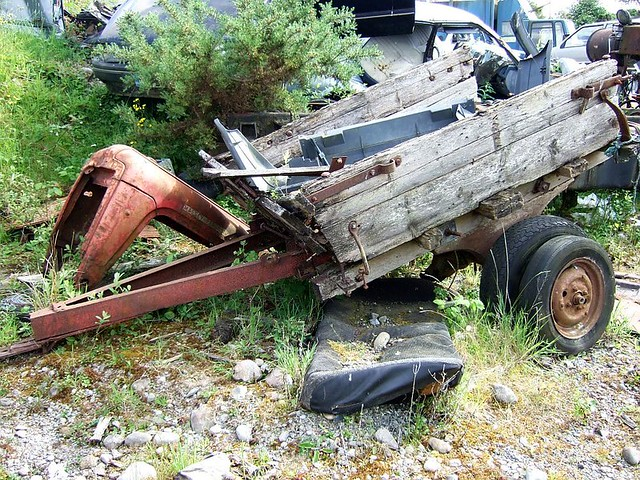 Used Tractor Draw Bars : Horse cart with drawbar for tractor i lived on a farm