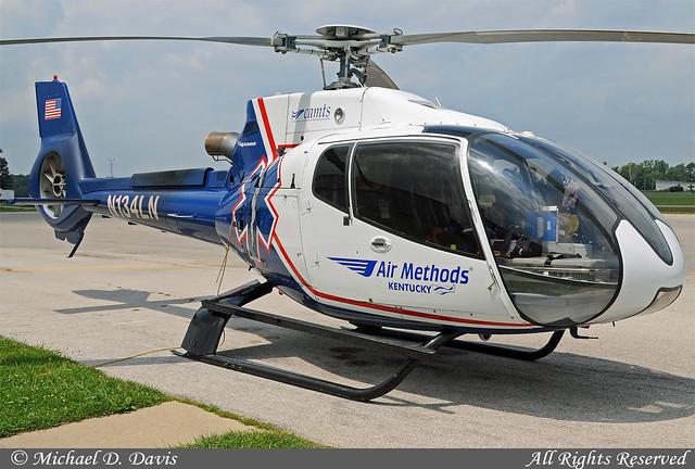 Air Methods Kentucky Eurocopter Ec 130 B4 N134ln Flickr