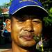 Boat Captain,  Water Festival, Phnom Penh, Cambodia