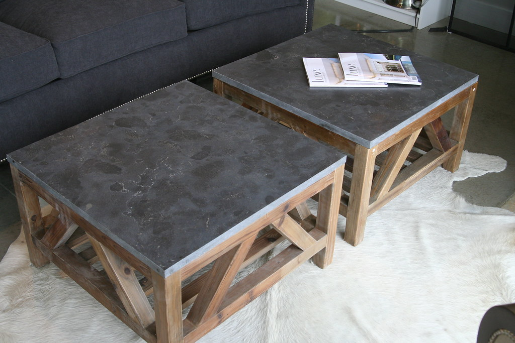 Bluestone Coffee Tables Set Of 2 1066 Decorum Home Design Flickr