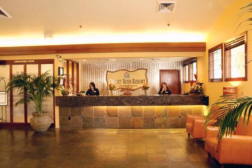 Lobby At The Desert Rose Resort In Las Vegas Nevada Flickr