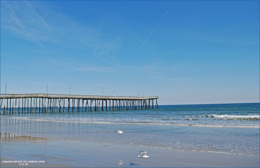 The virginia beach va fishing pier 2 21 09 dsc 0353 for Va beach fishing pier