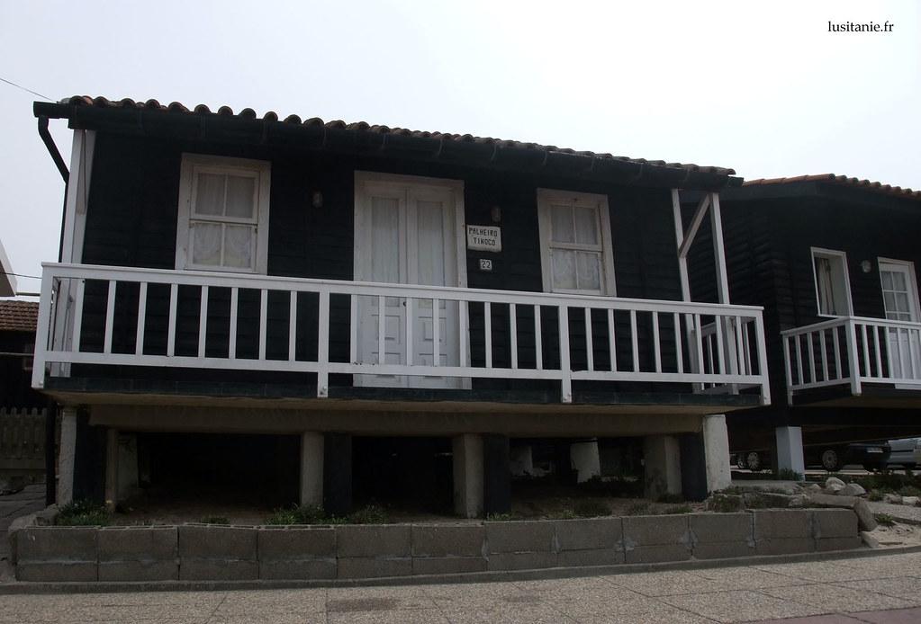 Palheiro Tinoco, lun des plus représentatifs du village