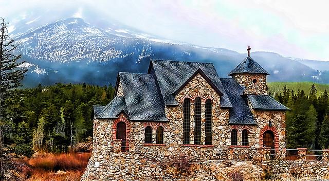 saint malo s near estes park co the chapel on the rock th flickr