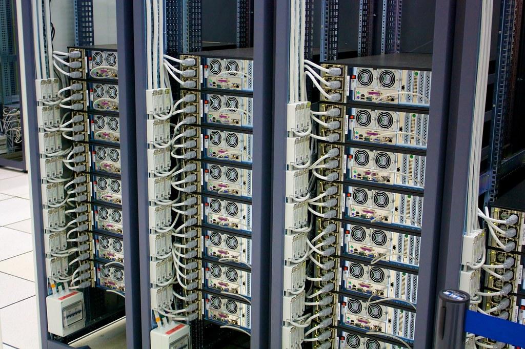 Server Room Torkild Retvedt Flickr
