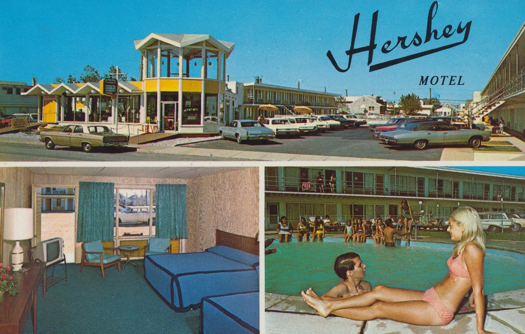 Hershey Motel Seaside Heights New Jersey 1415
