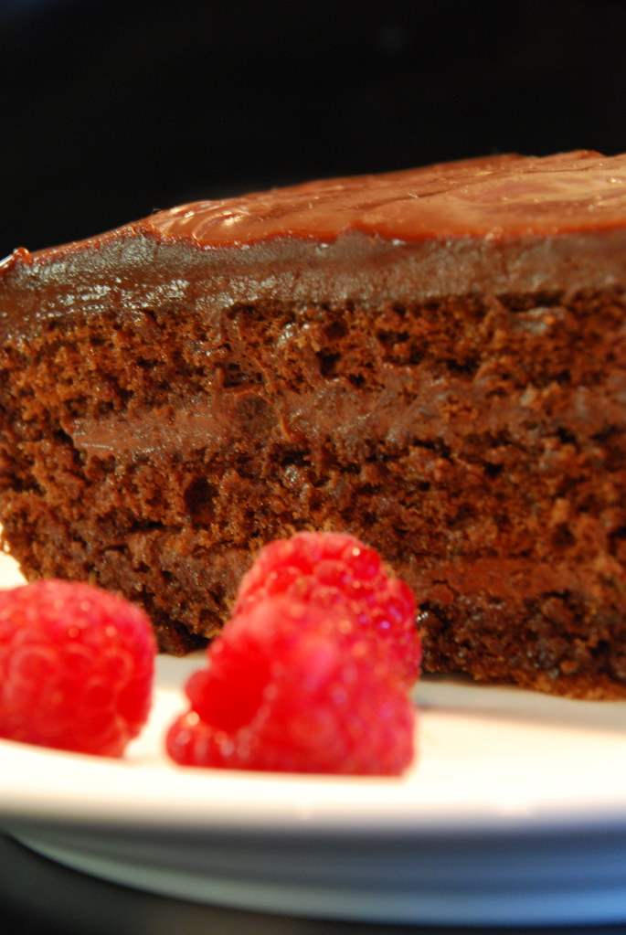 Chocolate Raspberry Cake Recipe Uk