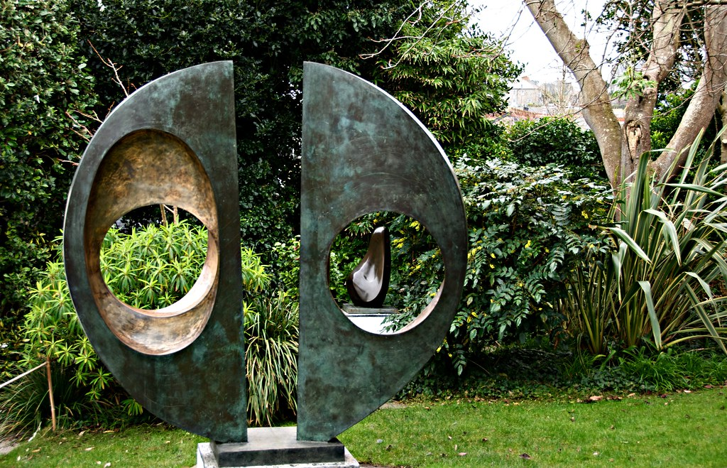 Barbara hepworth museum barbara hepworth museum flickr for Gardening jobs cornwall