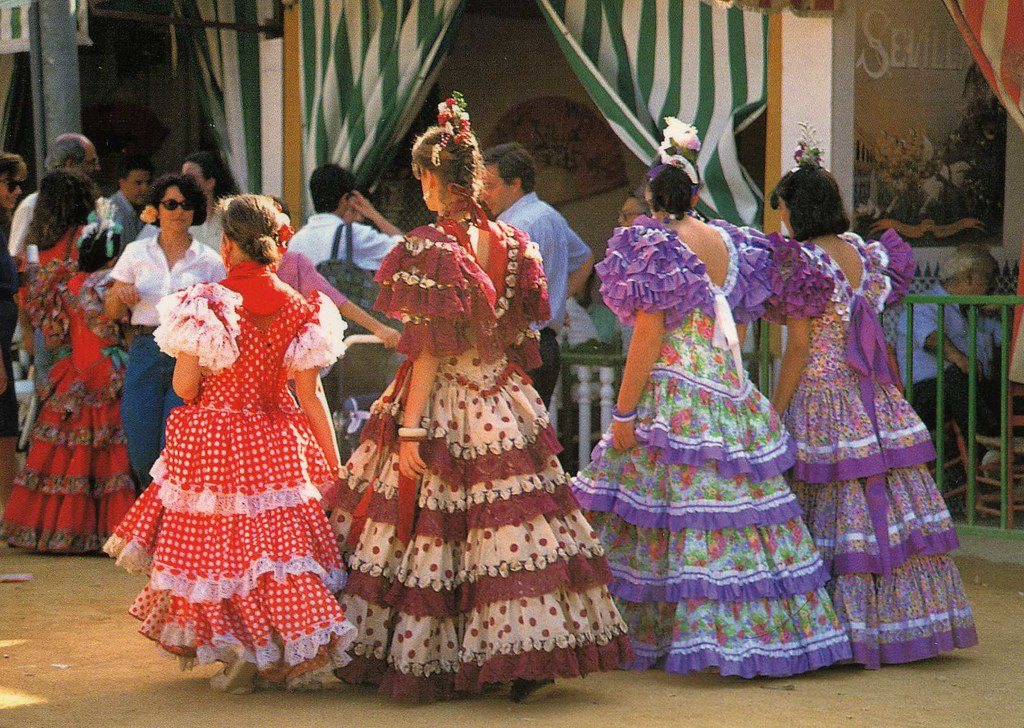 Traditional Costumes RR#8 (Spain)