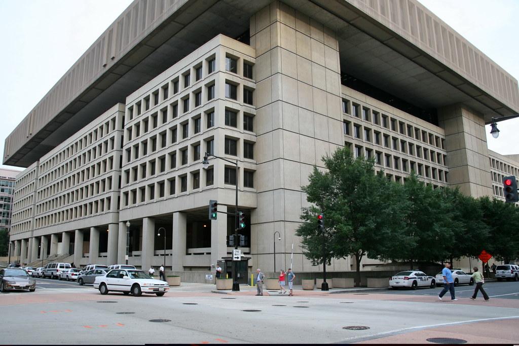 J Edgar Hoover Fbi Building The J Edgar Hoover Building Flickr