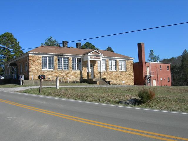 Old Rocky Branch School | Flickr - Photo Sharing!